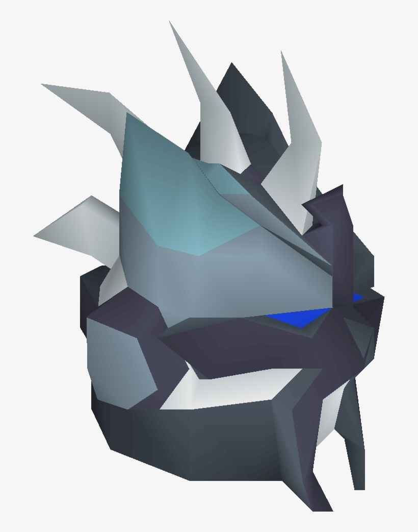 Turquoise Slayer Helmet Blue Slayer Helm Osrs Transparent Png