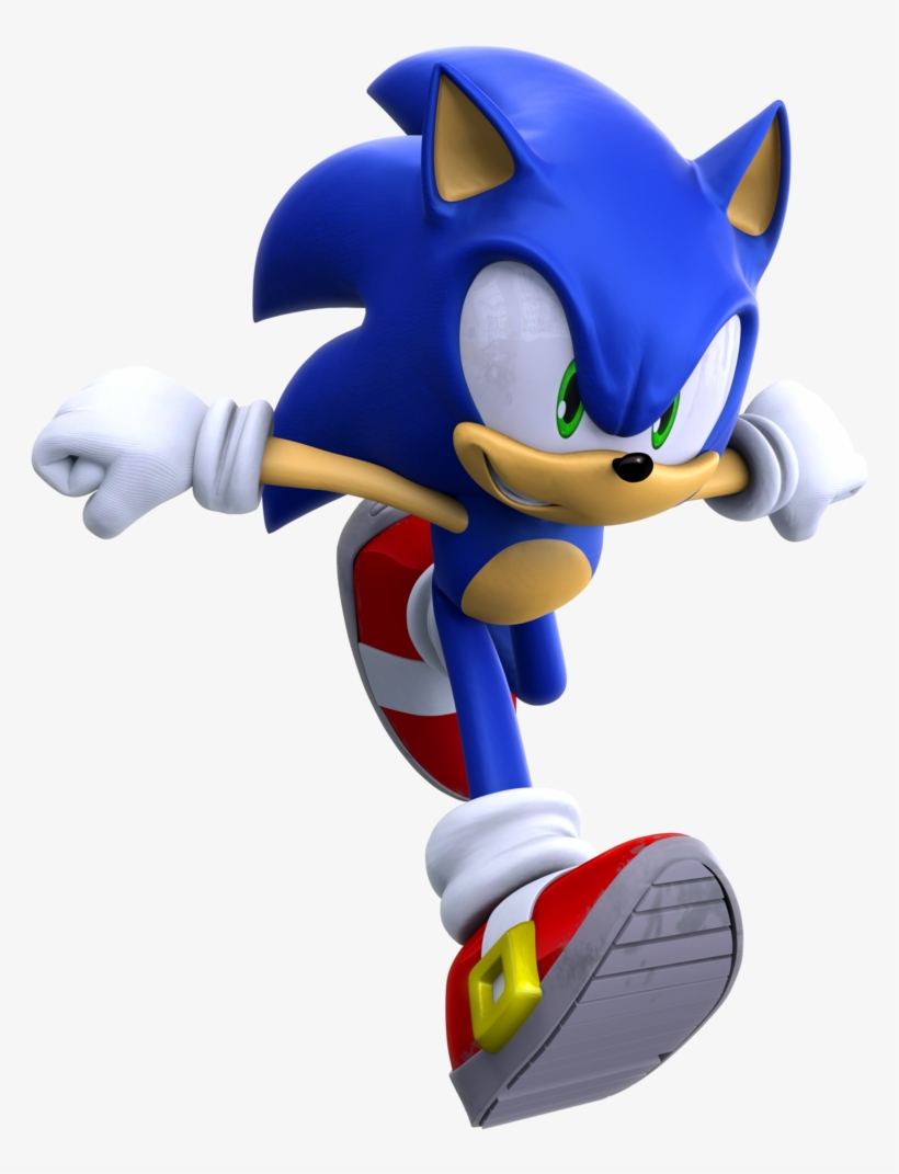 Running By Https Sonic Unleashed Modern Sonic Transparent Png 788x1013 Free Download On Nicepng