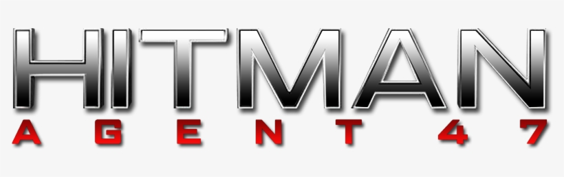 Hitman Agent Hitman Agent 47 Movie Logo Png Transparent Png