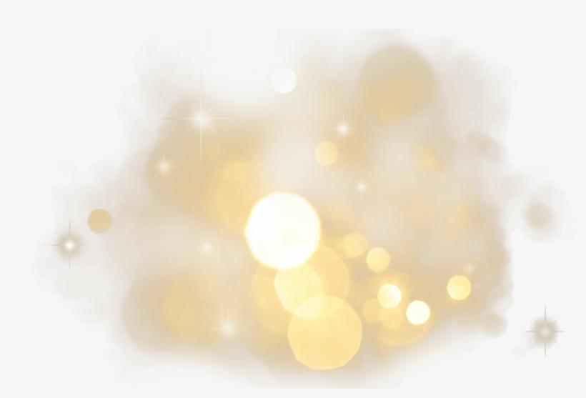 Gold Bokeh Png - Gold Lens Flare Png Transparent PNG - 1920x1080