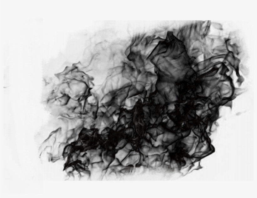 Effects For Photoshop Black Smoke Png - Smoke Effect Scary Png