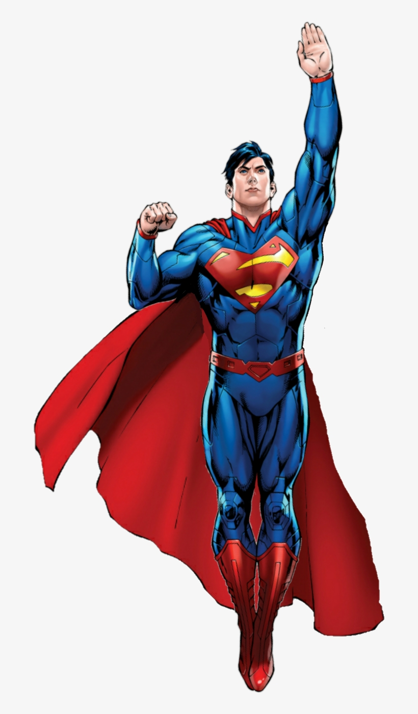 Cartoon Superman Png Background Image Superman Png