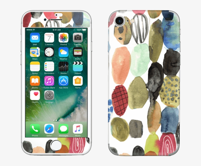 Iphone 7 Skin - Apple Iphone 6s 32gb Rgld Transparent PNG