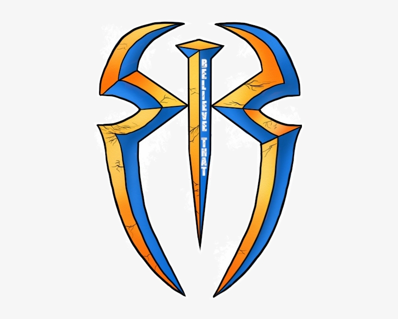 Roman Reigns Logo Hd Wallpapers Roman Reigns Transparent Png