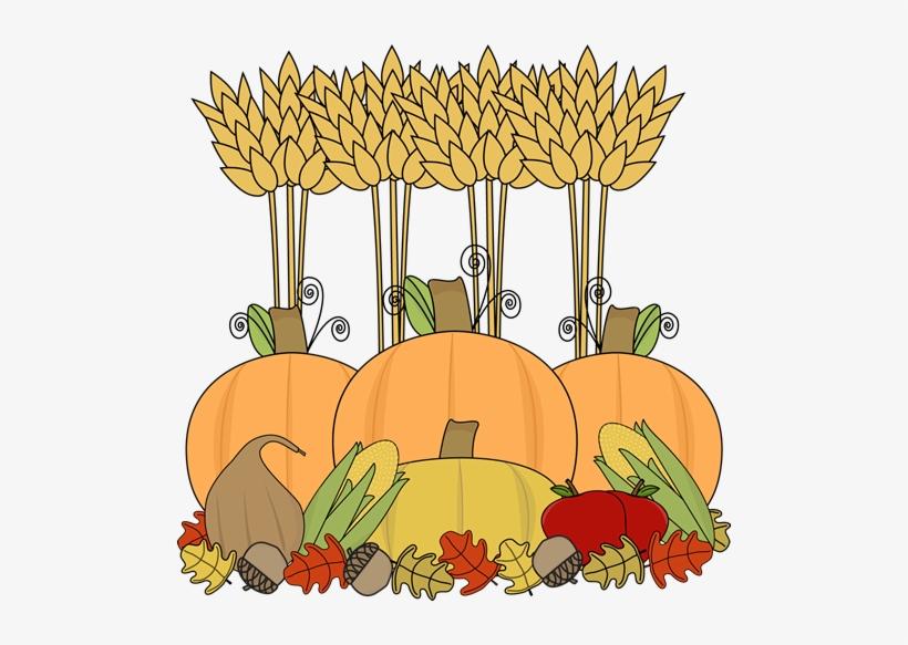 Thanksgiving harvest. Squash clipart festival
