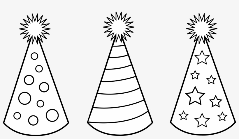 Cone Clipart Party Hat Draw A Birthday Hat Transparent Png 6583x3522 Free Download On Nicepng