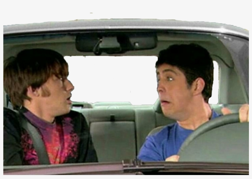 I M Probably Not The First Person To Make Templates Drake And Josh Car Meme Transparent Png 1065x1042 Free Download On Nicepng