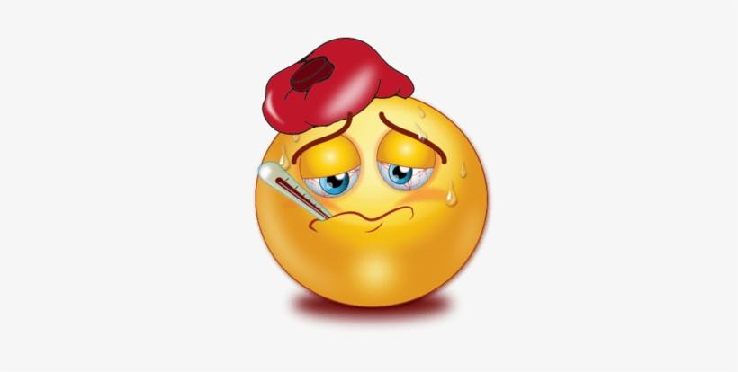 Cold Face Emoji Png