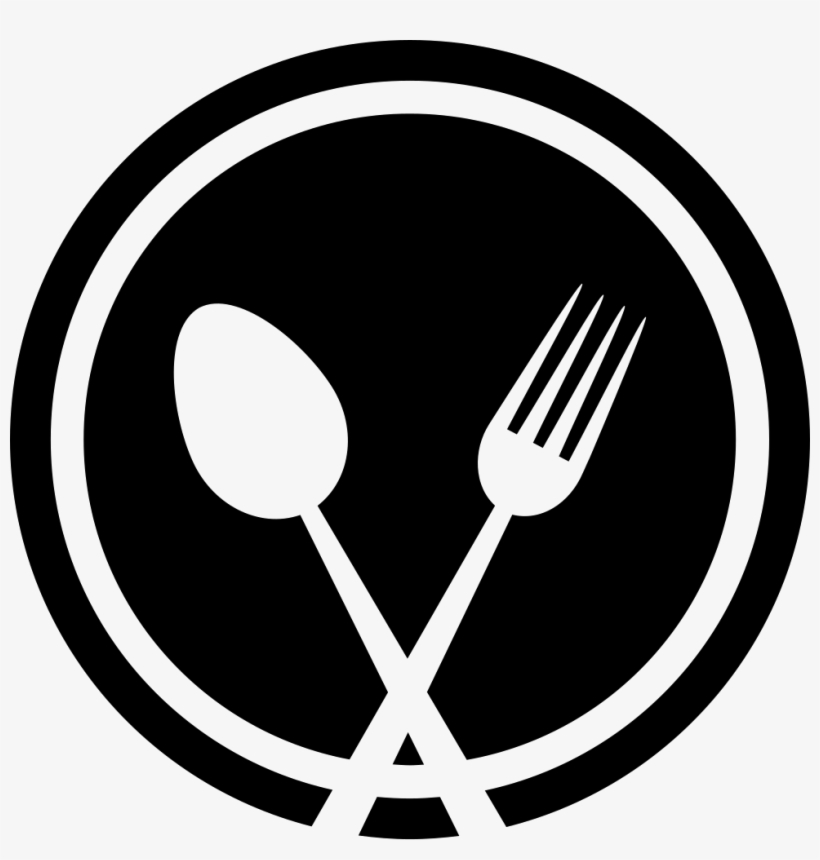 Restaurant Free Icon - Fork And Spoon For Logo Transparent ...