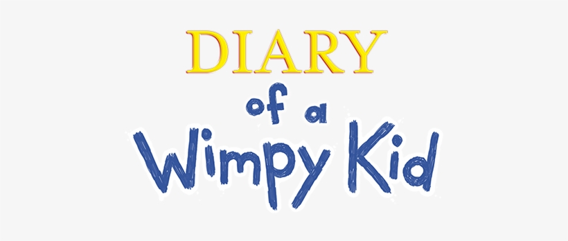 Diary Of A Wimpy Kid Png Diary Of A Wimpy Kid Logo Transparent Png 463x296 Free Download On Nicepng