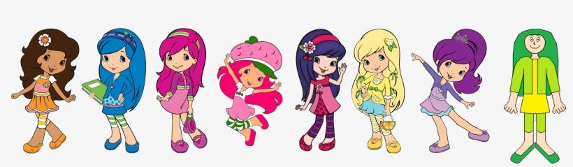 Mega Strawberry Shortcake Cast Cast Strawberry Shortcake Cartoon