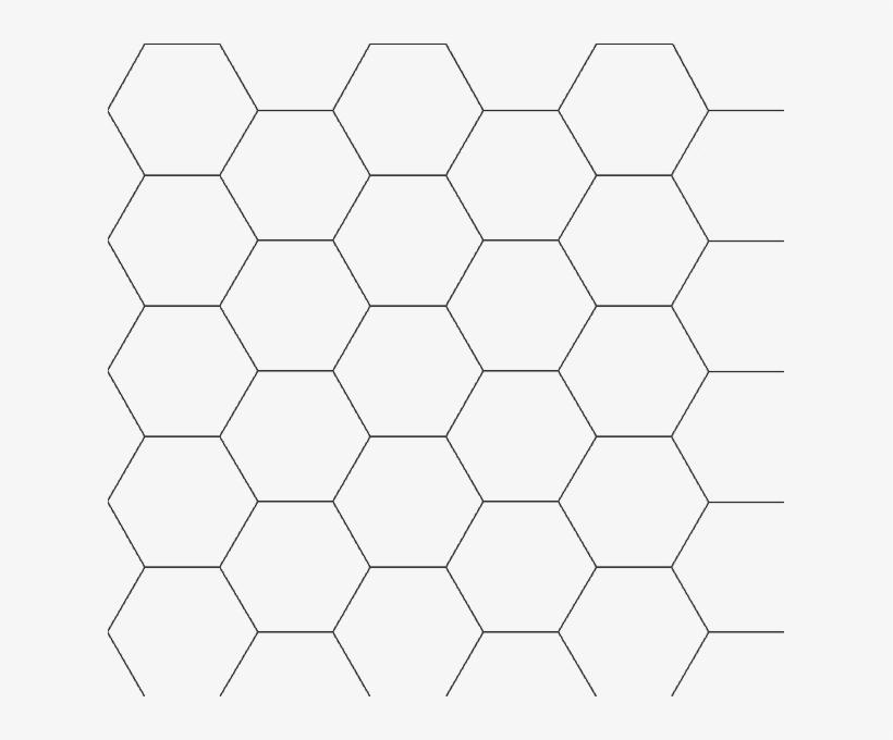 Hex Grid Png Image Transparent Download - Mesh Transparent PNG