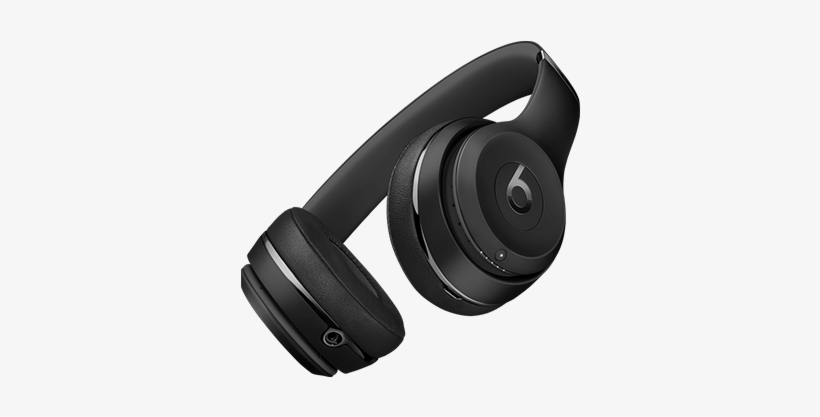 Solo3 Wireless Headphones In Matte Black Beats By Dr Dre Solo 3 Wireless On Ear Headph Transparent Png 420x420 Free Download On Nicepng