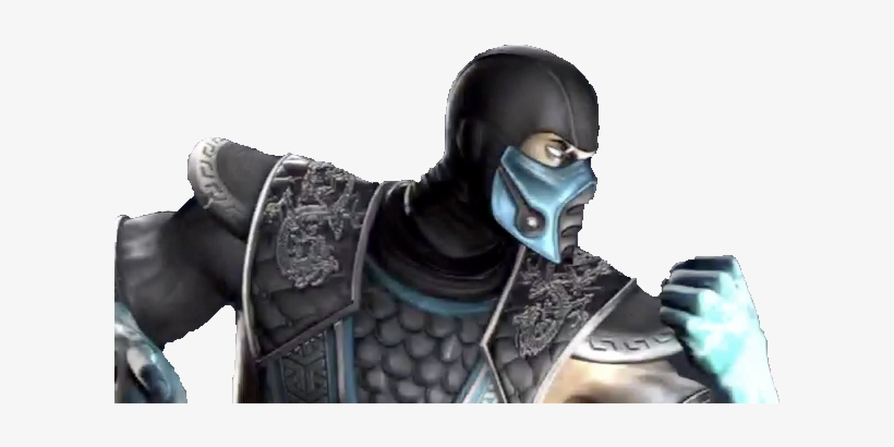 Mortal Kombat Sub Zero Png Mortal Kombat Vs Dc Universe Png