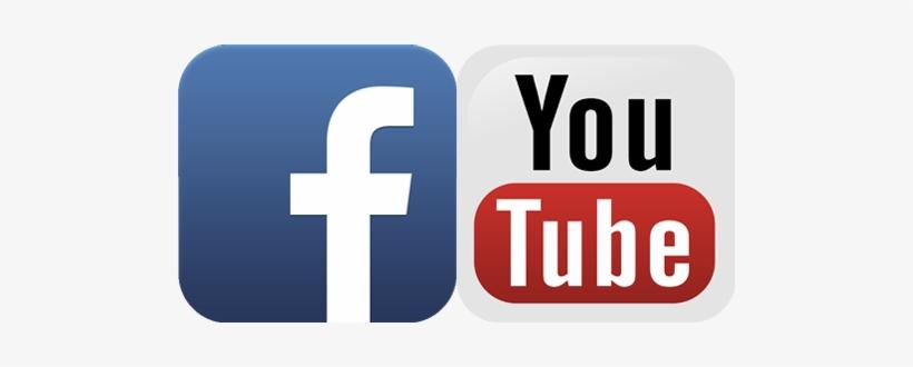 Bild, facebook youtube icons, digimon masters wiki youtube icon.