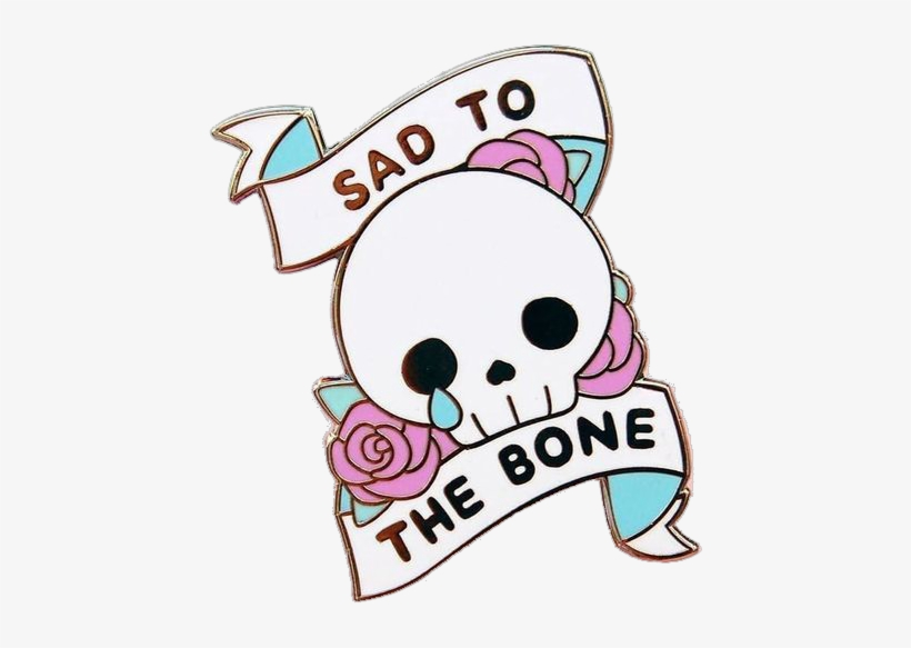 Tumblr Snapchat Aesthetic Filter Love Cute Skull Trend Aesthetic Png For Snapchat Transparent Png 444x503 Free Download On Nicepng