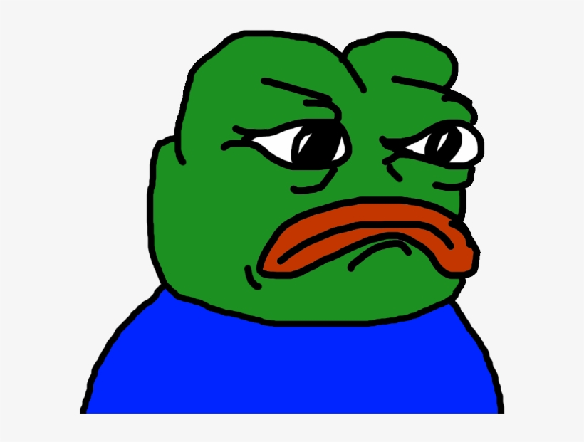 Mad Pepe Png Pepe The Frog Transparent Png 1280x720 Free