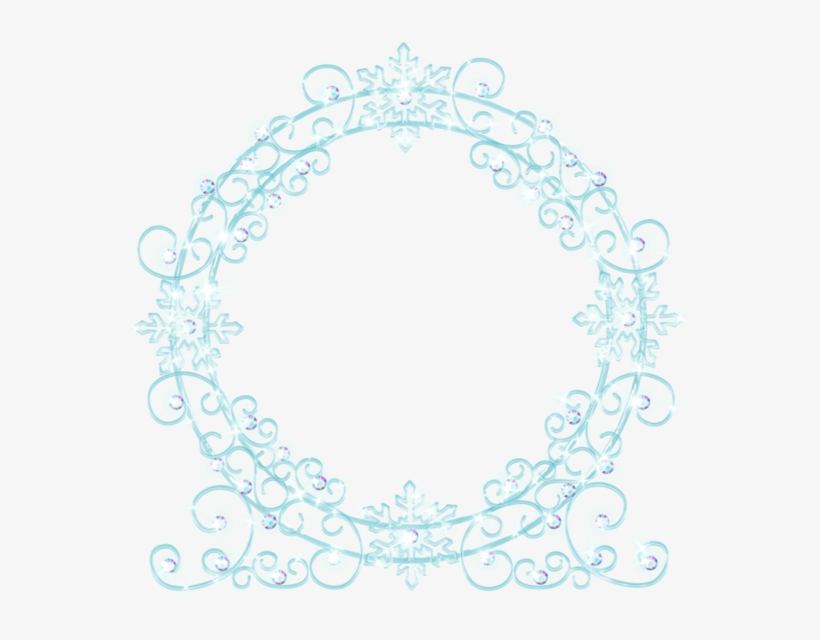 Frozen Monogram Tote Maquillaje Frames Circle Transparent Png 600x588 Free Download On Nicepng