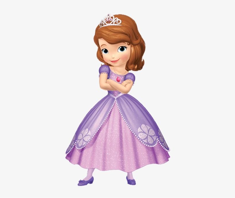 Princess Sofia Arms Crossed Transparent Princess Sofia Png