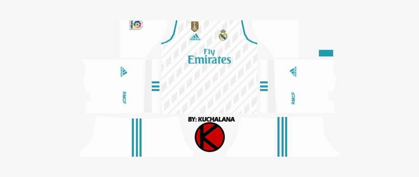 Real Madrid Kits 2017/2018 - Kits Real Madrid 2019