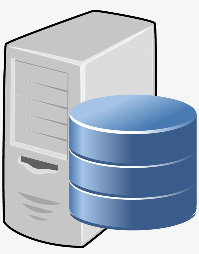 Database Server Icon Transparent PNG