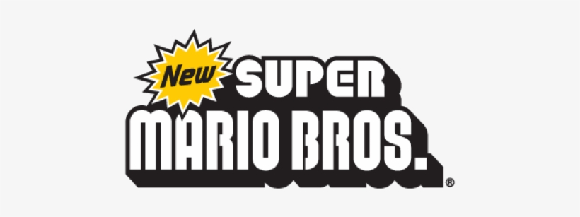 New Super Mario Bros Nintendo Logo Vector New Super Mario Bros 3