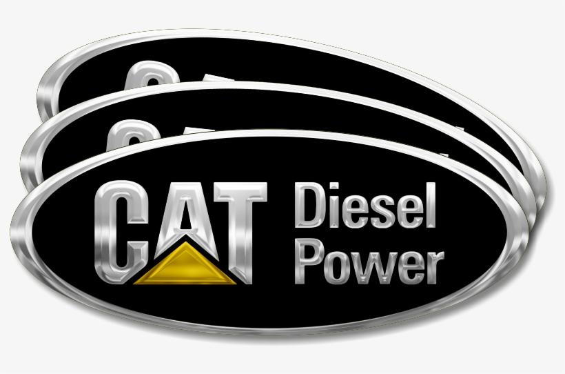 Cat Power 3m Peterbilt Emblem Skins X 3 Cool Design - Cat Marine