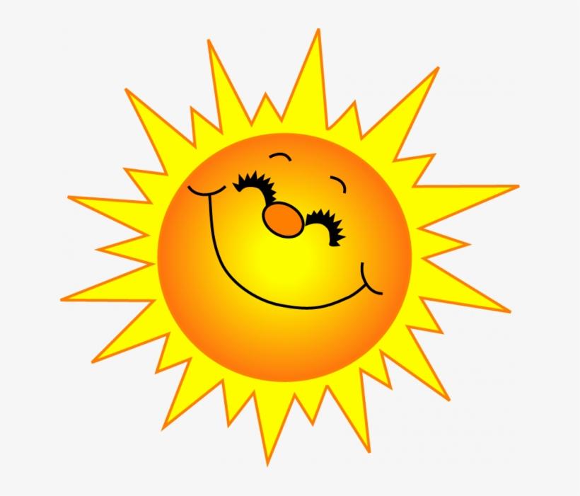 Sun Clipart - Sunny Clip Art Transparent PNG - 650x621 ...