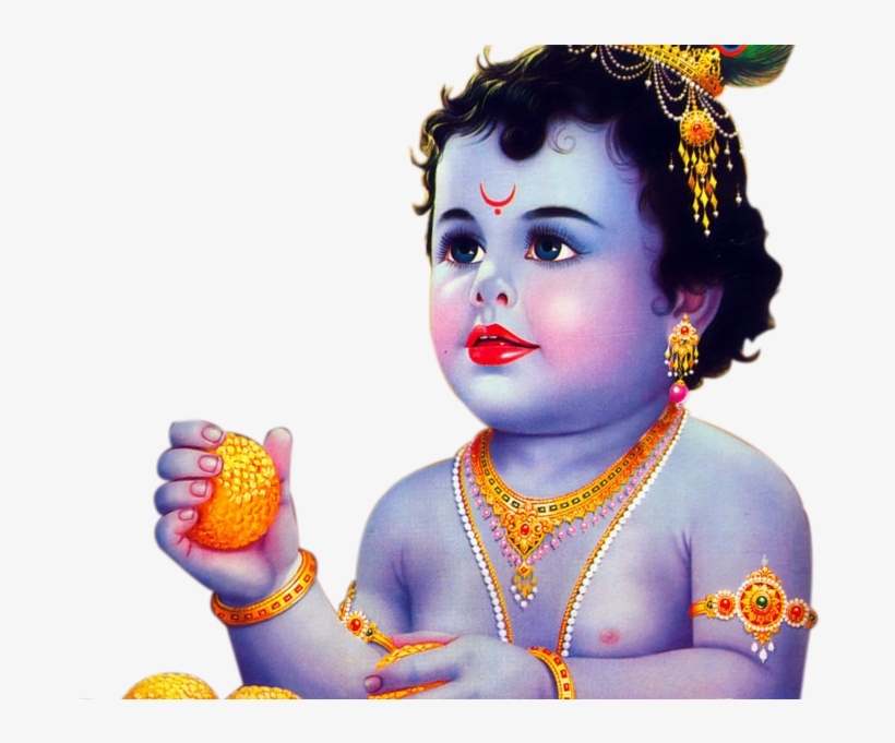 Krishna Janmashtami Wishes In English Transparent PNG