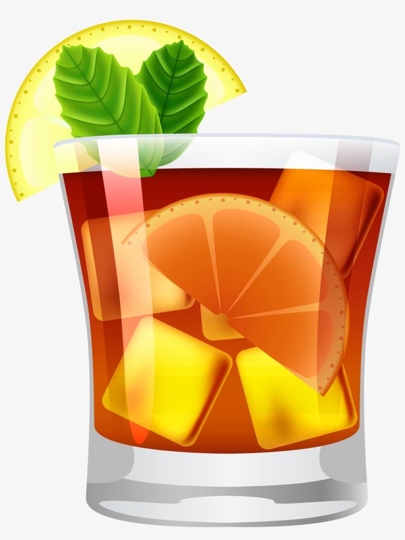 Cocktail clipart. Kostenloser Download.   Creazilla