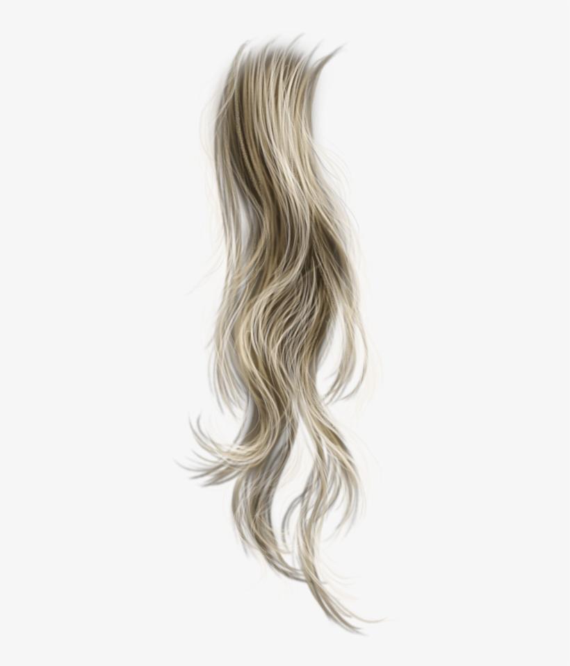 Blonde Hair Photoshop