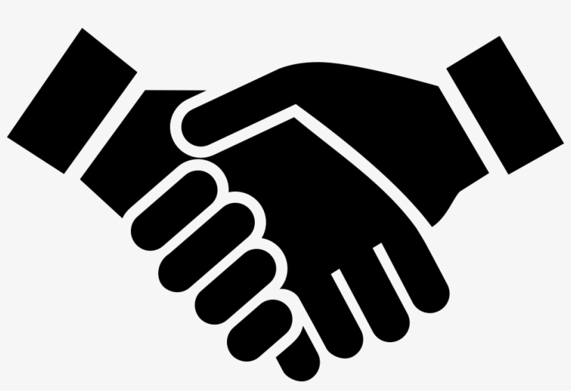 Handshake Vector Png Clipart Black And White Library Hand Shake Icon Png Transparent Png 980x623 Free Download On Nicepng Free open hands clipart, download free clip art, free clip art on., free portable network graphics (png) archive. handshake vector png clipart black and