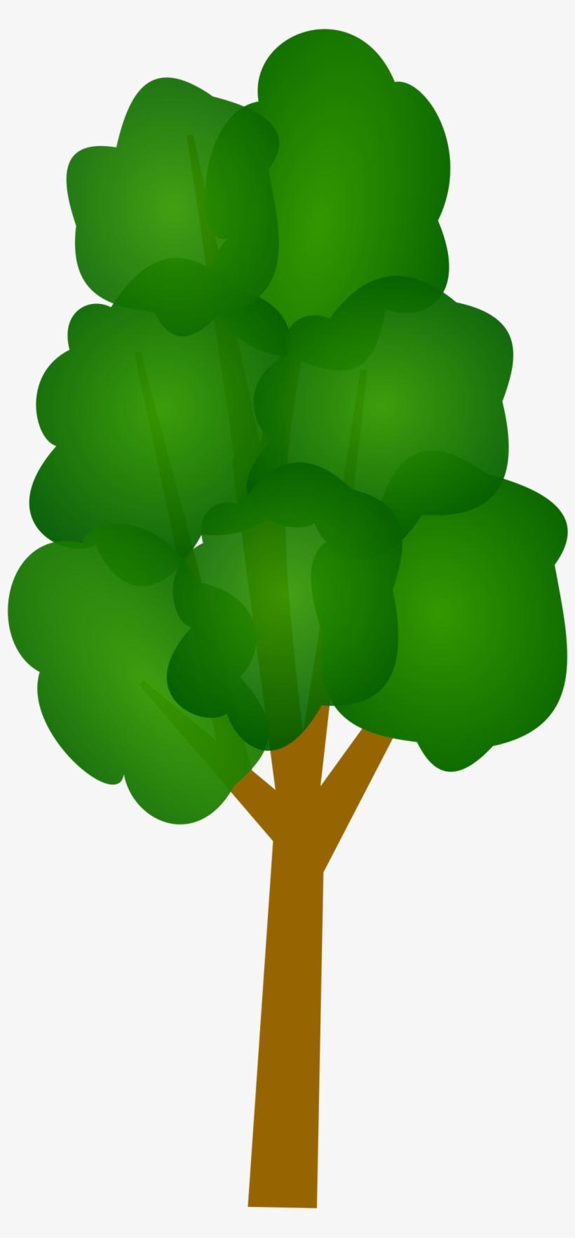 Trees tall. Free green tree clip