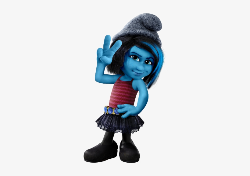 Vexy Smurfs 2 Various Artists Transparent Png 276x499 Free Download On Nicepng