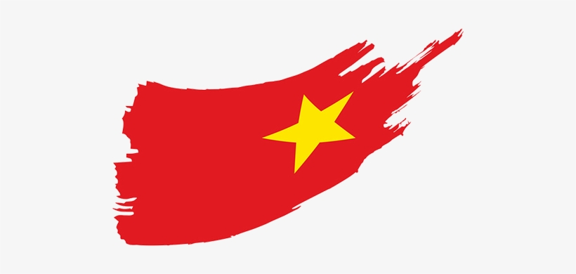 Vietnam Flag Vector Transparent Png 500x310 Free Download On Nicepng