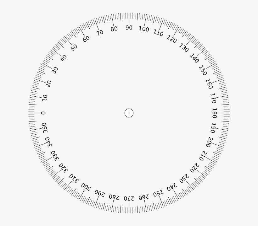 photo relating to Printable Protractor 360 referred to as College or university, Instruction, Circle, Math, Geometry, Mind-set - Printable