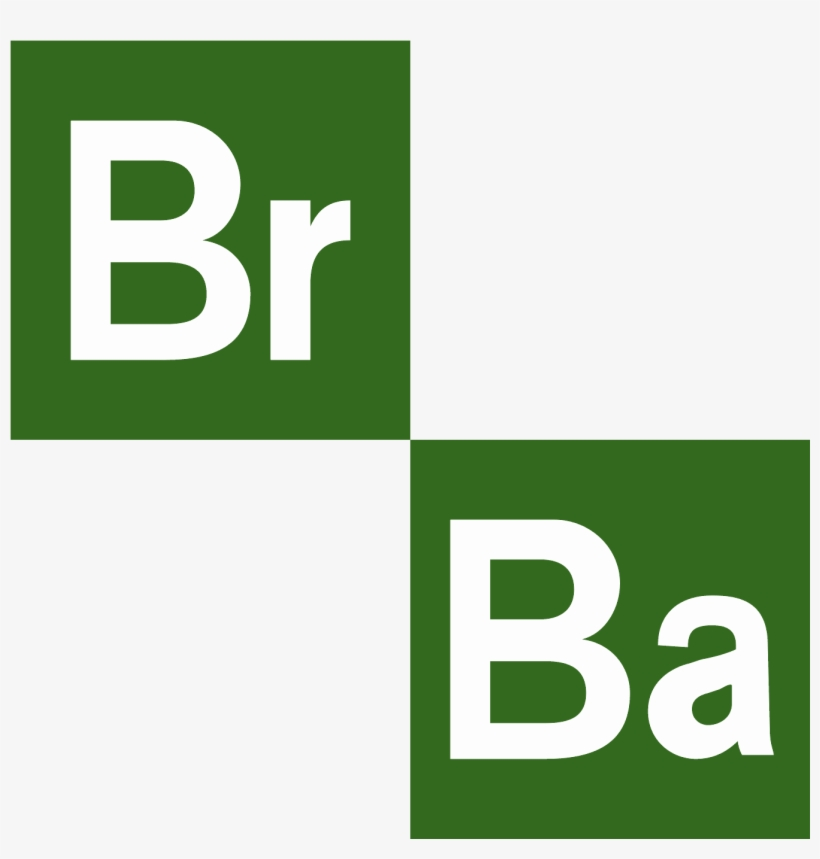 Breaking Bad Icon Breaking Bad Logo Svg Transparent Png 1600x1600 Free Download On Nicepng