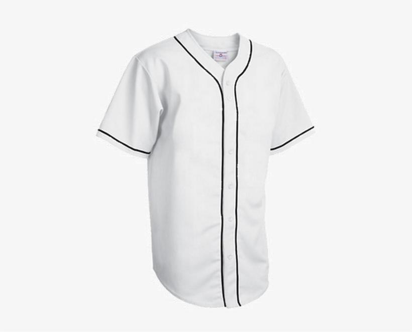 Custom Full Button Pipebaseball Jersey - Black And White Baseball Jersey  Design 3719e9ea6