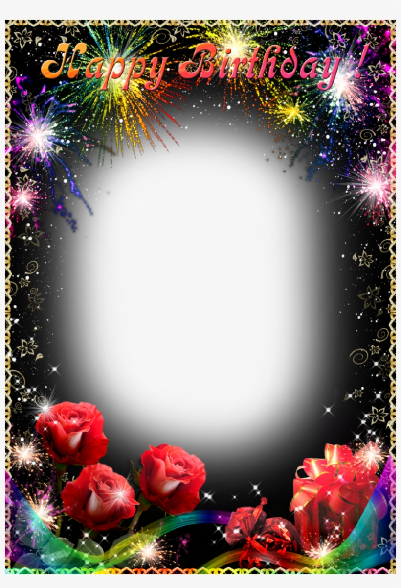 Transparent Png Frames - Frame For Birthday Wishes