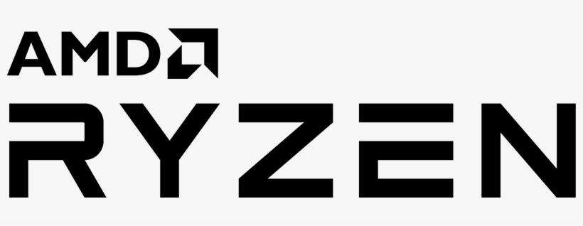 Amd Ryzen Amd Ryzen Threadripper 1950x Transparent Png 800x238 Free Download On Nicepng