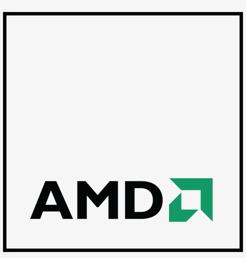 Amd Logo Vector Amd Logo Png Amd Png Logo Advanced Micro Devices Transparent Png 872x872 Free Download On Nicepng