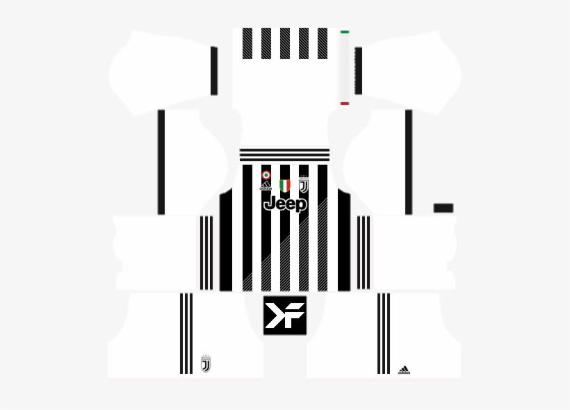 e39a7fe68dd94b Juventus Fc 2018/2019 Dls/fts Fantasy Kit - Kits Real Madrid 2018 ...