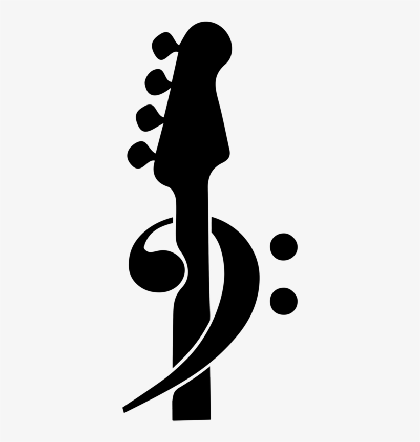 Free Bass Clef Transparent Background, Download Free Clip Art, Free Clip Art  on Clipart Library