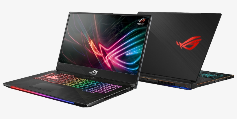 Equipped With Customizable Aura Sync Rgb Lighting And - Asus Rog