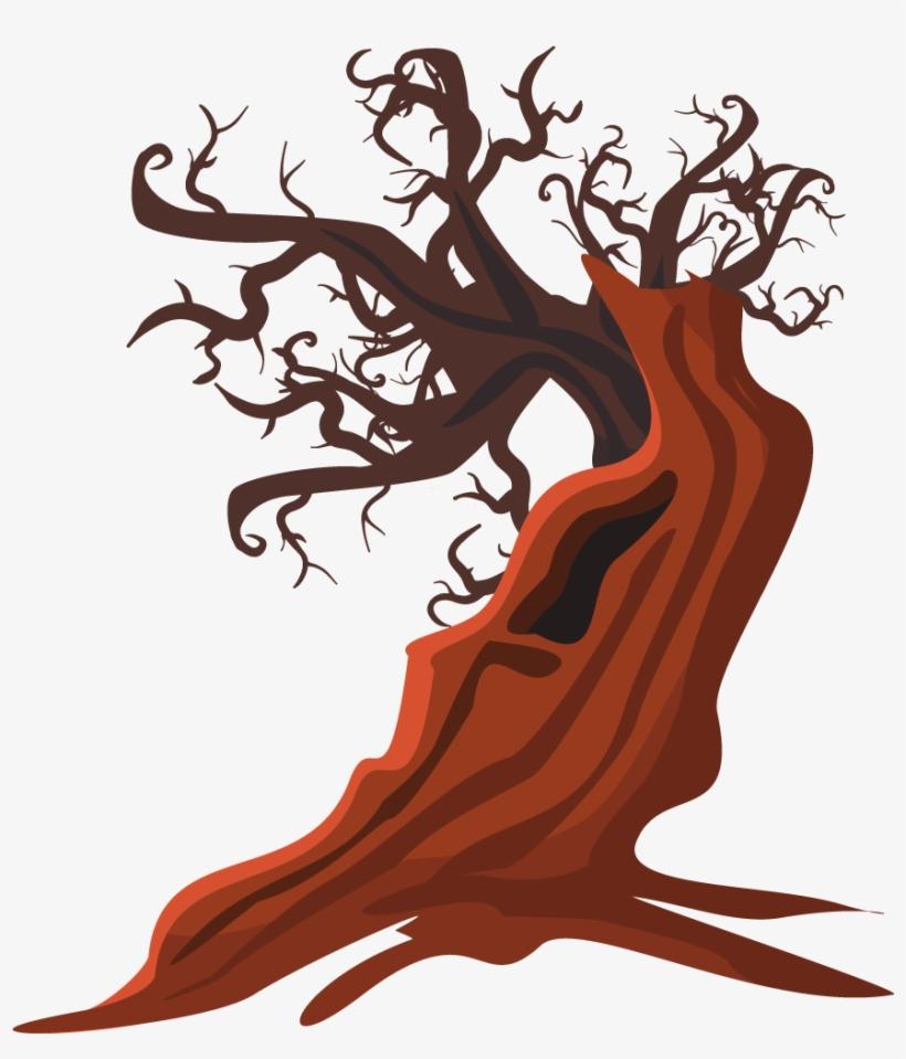 Dead Tree Clipart Spooky