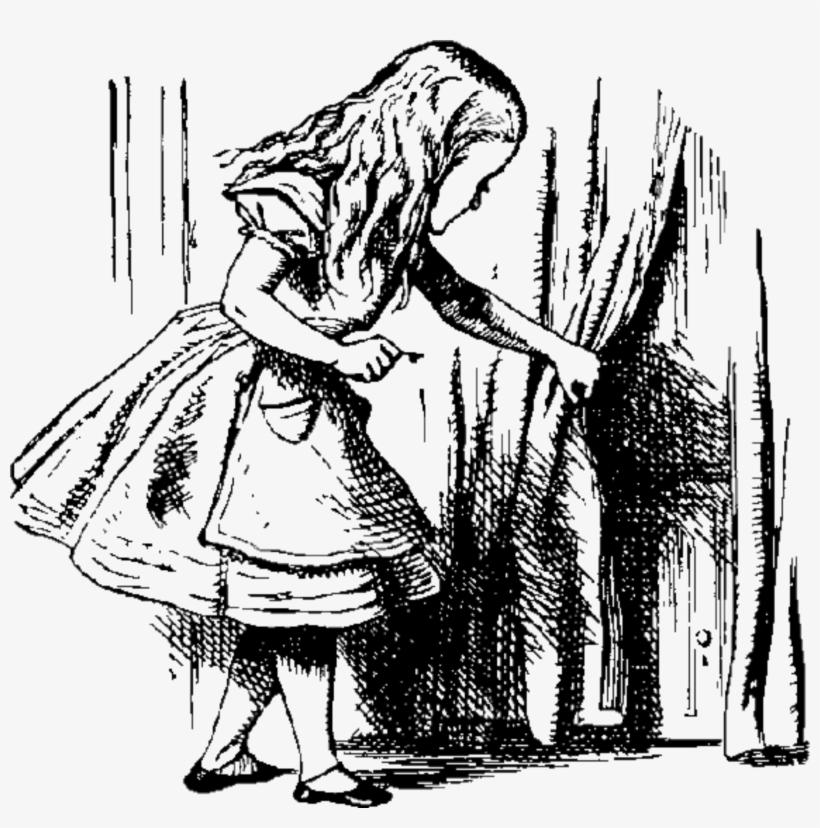 Png Stock S Adventures In Wonderland Alice In Wonderland Original Draw Transparent Png 2901x2788 Free Download On Nicepng