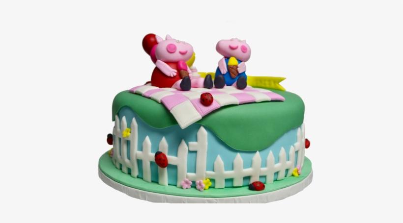 Astonishing Peppa Pig Birthday Cake Chocolate On Chocolate And Cake Funny Birthday Cards Online Hendilapandamsfinfo