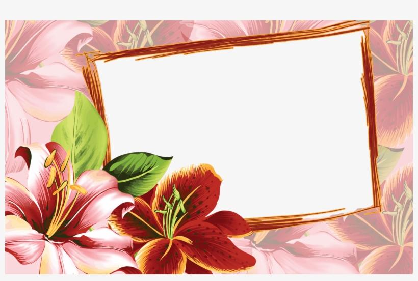 Flowers Frames Photoshop Page 4 Frame Design & Reviews