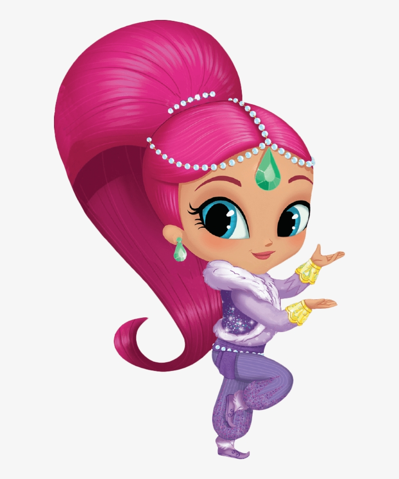 At The Movies Shimmer And Shine Shimmer Transparent Png