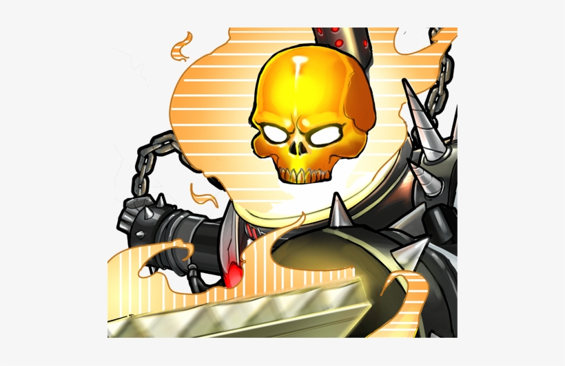 Ghost Rider 2099 Icon Marvel Avengers Academy Ghost Rider